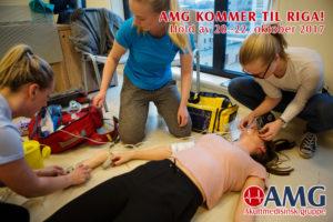 Det blir kurshelg i Riga denne høsten!