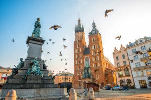 Vårens første kurshelg blir Krakow 2.-4. mars