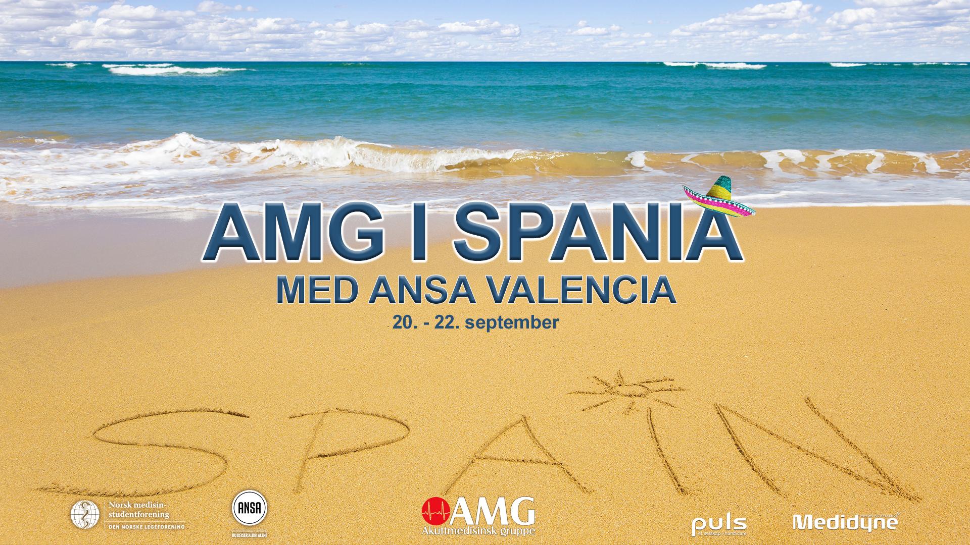 AMG kommer til Spania